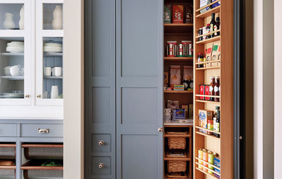 Where to Carve Out More Pantry Storage