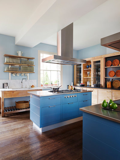 Farmhouse Kitchen by Mylands