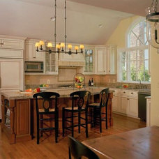 Traditional Kitchen by Natelli homes
