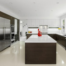 Contemporary Kitchen by Newform Kitchen & More