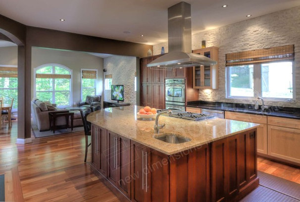Traditional Kitchen by NorstoneUSA