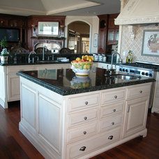 Traditional Kitchen by The French Tradition