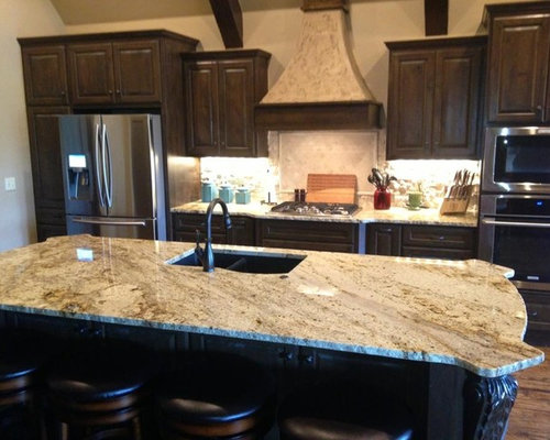 Sienna Beige Granite Houzz