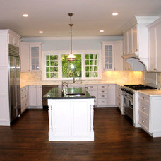Traditional Kitchen by Paul Varsames Development