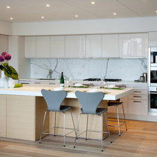 Modern Kitchen by Peter Dressel Photography