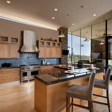 Contemporary Kitchen by Platinum Homes