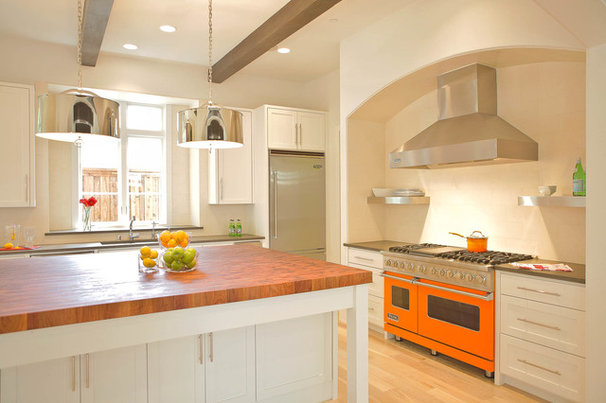 Contemporary Kitchen by Platinum Series by Mark Molthan