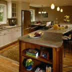 Conard Romano Architects Traditional Kitchen Seattle