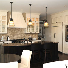 Traditional Kitchen by Prestige Custom Millwork