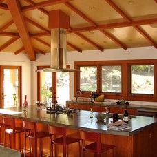 Contemporary Kitchen by Pritzkat & Johnson Architects