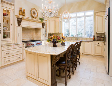 Kitchens - Provincial