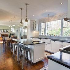 Craftsman Kitchen by PTACEK home