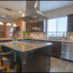 how to make a kitchen backsplash tuscan project mediterranean kitchen chicago by 8735