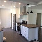 Grey Shaker Kitchen Cabinets - Modern - Kitchen - Philadelphia - by RTA Cabinet Store