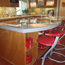 Contemporary Kitchen by Rite-Loom Flooring