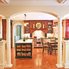 Traditional Kitchen by Roy Campana Photography