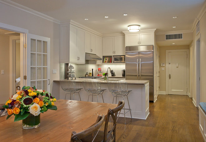 Contemporary Kitchen by Roy Campana Photography