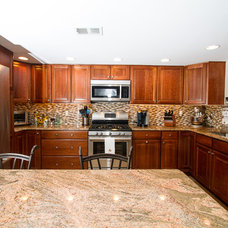 Traditional Kitchen by Remodeling Concepts LLC