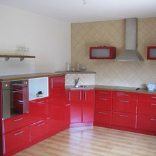 Eclectic Kitchen by Sasa