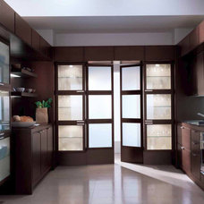 Contemporary Kitchen by SEE MATERIALS INC.