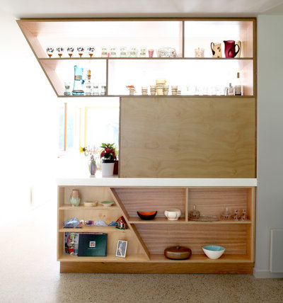 Contemporary Kitchen by Select Custom Joinery