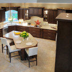 Shaughnessy 2 Traditional Kitchen Vancouver