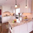 Baby Boomer Kitchen Makeover - Traditional - Kitchen ...