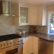 Traditional Kitchen by Skyline Construction And Remodeling