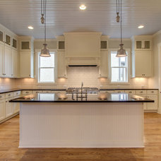 Traditional Kitchen by SLC Homebuilding, LLC