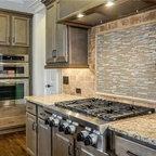 Sunnyside Road Residence Kitchen Traditional Kitchen