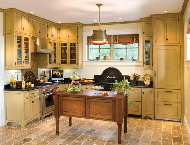 Contemporary Kitchen by SMOOK Architecture & Urban Design, Inc.