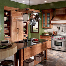 Traditional Kitchen by Sub-Zero and Wolf