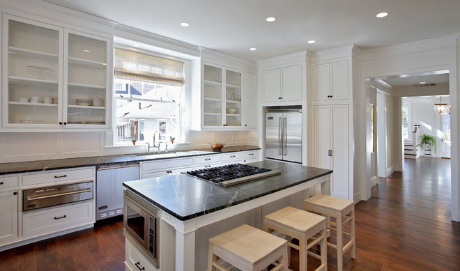 Contemporary Kitchen by The Block Builders Group
