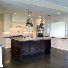 Traditional  by Douglas Ramsay Custom Cabinetry