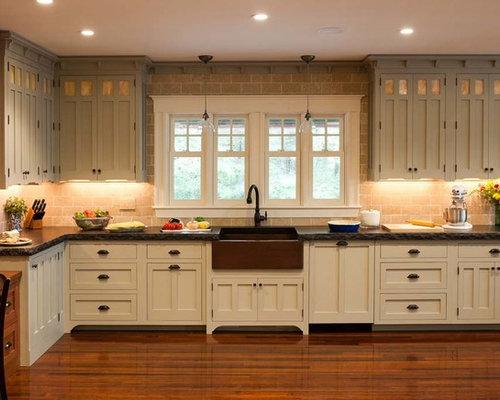 30 Best Craftsman Kitchen with a Farmhouse Sink Ideas Designs