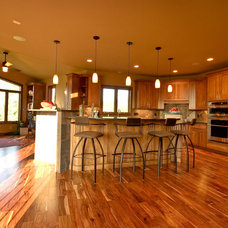 Craftsman Kitchen by Coyle Carpet One Floor & Home