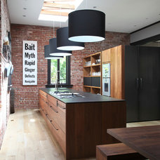 Modern Kitchen by The Last Inch