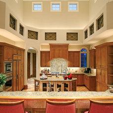 Traditional Kitchen by Three Wise Men Design/Build LLC