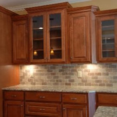 Contemporary Kitchen by Tisdale Home Solutions, LLC