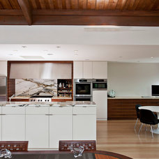 Contemporary Kitchen by Todd Turley Construction