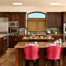 Traditional Kitchen by Tracy Murdock Allied ASID