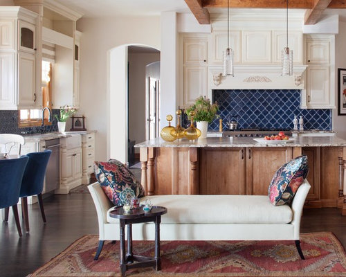 Arabesque Backsplash Home Design Ideas, Pictures, Remodel and Decor