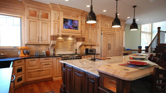 KITCHENS - TRANSITIONAL