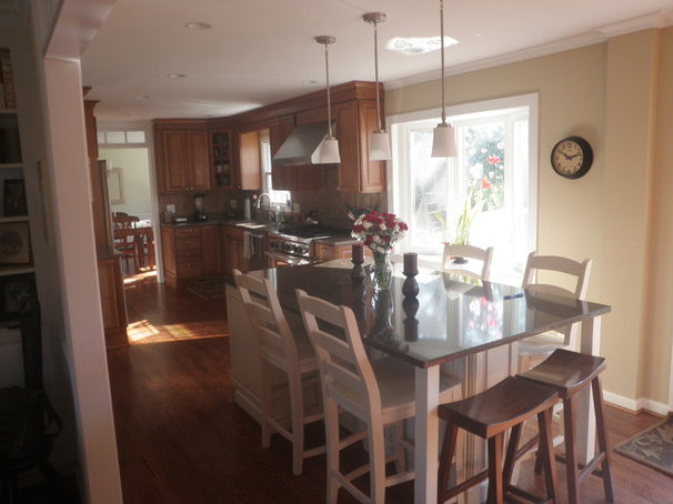 Traditional Kitchen by Tyler Construction Co.