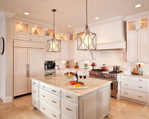 granite for white kitchen cabinets river white granite countertops houzz 15987