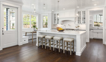 Kitchens - White Cabinetry