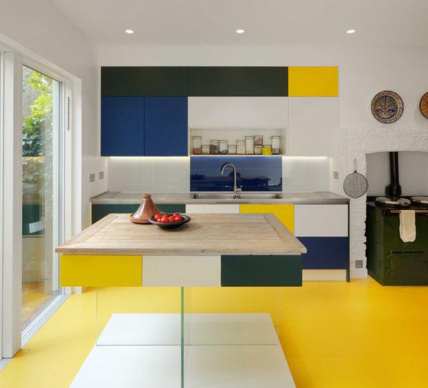 10 Unique Small Kitchen Design Ideas: Unusual Kitchens: Quirky Kitchen Designs To Inspire