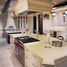 Traditional Kitchen by Wm Ohs Showrooms