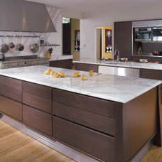 Contemporary Kitchen by Wm Ohs Showrooms
