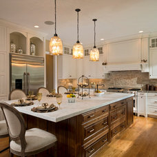 Traditional Kitchen by Zarrillo's Custom Design Kitchens, Inc.